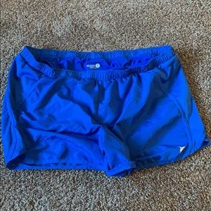 Blue Old Navy Active Shorts